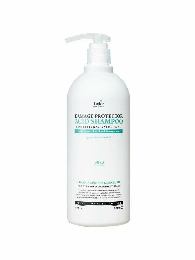 La'dor Шампунь для поврежденных волос с аргановым маслом Lador Damage Protector Acid Shampoo 900 мл, Lador