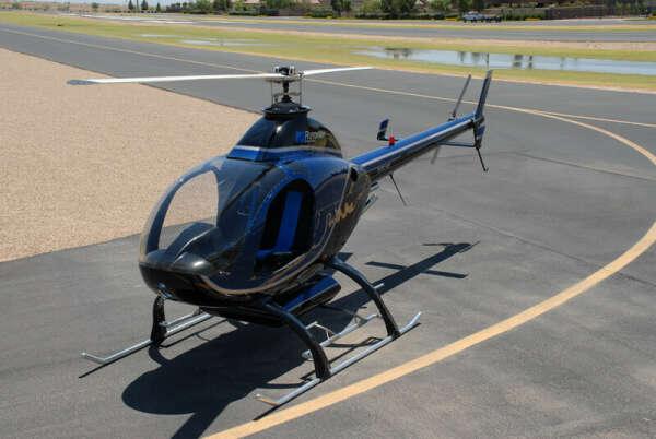пилотировать вертолет