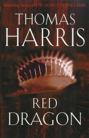 Серию из 4 книг Томаса Харриса о Ганнибале Лекторе