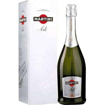 Шампанское Martini Asti
