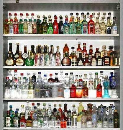 Коллекционный алкоголь