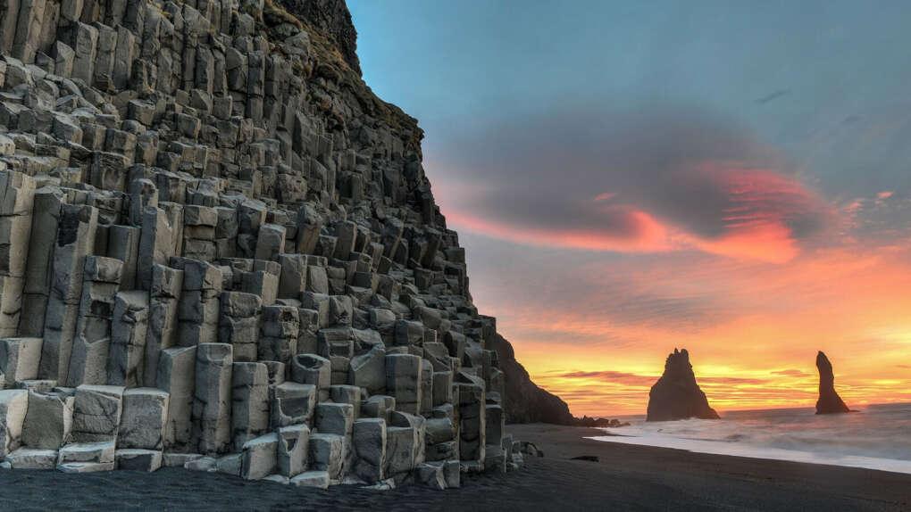Я мечтаю увидеть всю Исландию со своей семьей
