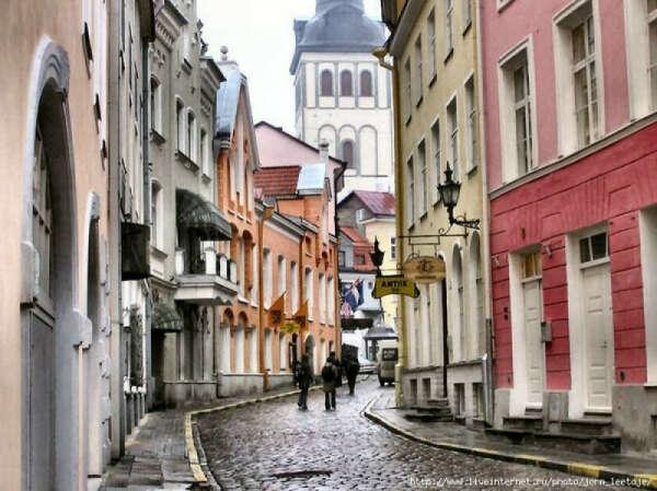Вернуться в Таллин