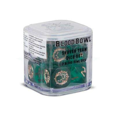 Blood Bowl: The Gouged Eye Team Dice Set