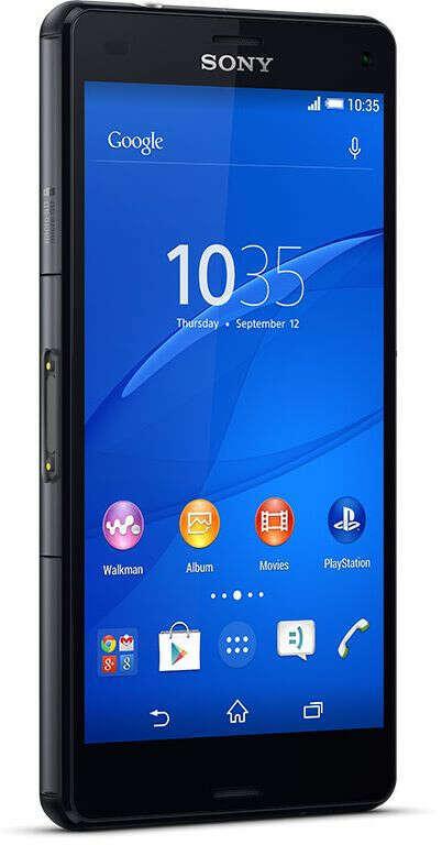 Sony Xperia Z3 Compact (черный)