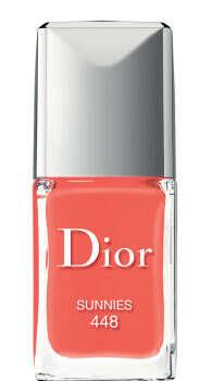 Rouge Dior Vernis - Sunnies 448 (лимит лето 2013)