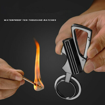 TRUE NORTH FLINT FIRE STARTER Hot Permanent Match Striker — Luxenmart Up to 80% Off, All For You