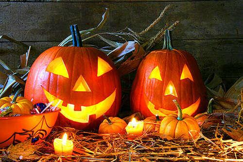 Устроить вечеринку на Хэллоуин
