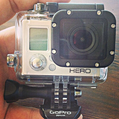 Экшн камера GoPro HERO 3