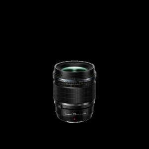 Объектив Olympus M.ZUIKO DIGITAL ED 25mm F1.2 PRO черный (V311080BW000)