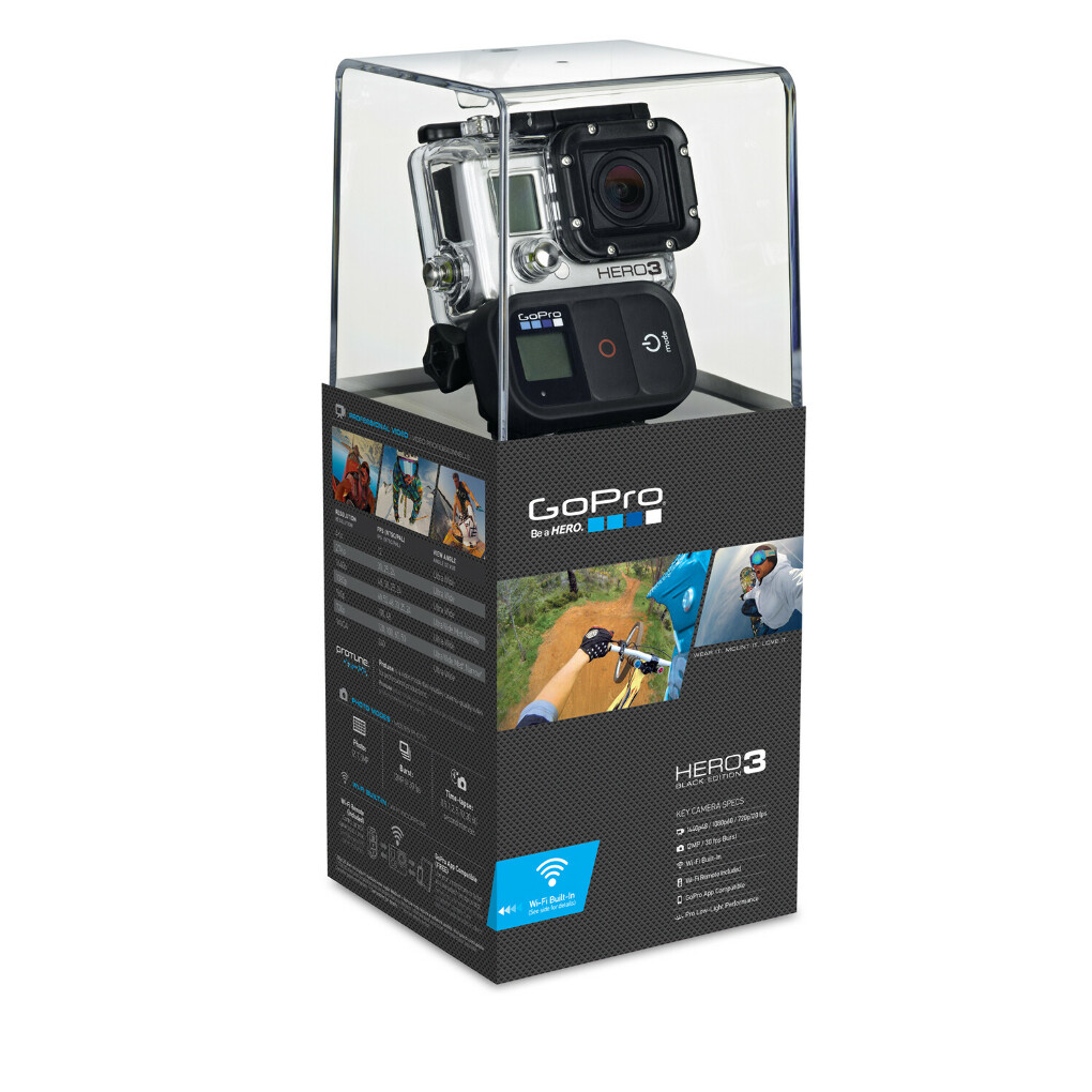 ХОЧУ GoPro HERO3+ Black Edition