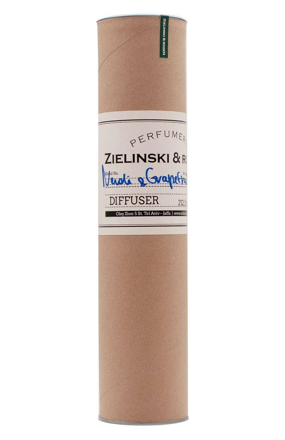 Диффузор для ароматерапии Neroli & Grapefruit, Vetiver ZIELINSKI&ROZEN — купить за 5800 руб. в интернет-магазине ЦУМ, арт. 4627153151166