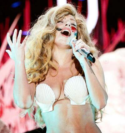 Попасть на концерт Lady Gaga