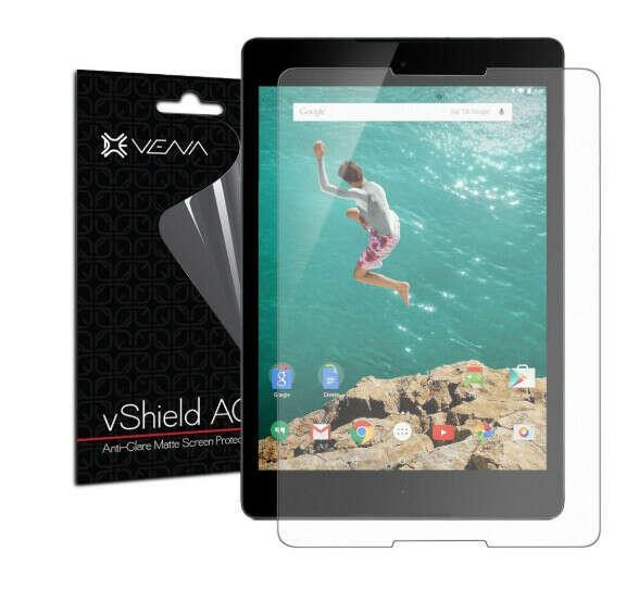 vShield AG Anti-Glare (Matte) Screen Protector for Google Nexus 9 - 3-Pack