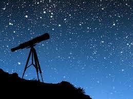 посмотреть в телескоп