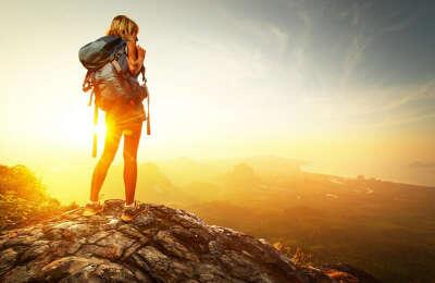 Single hike ^^