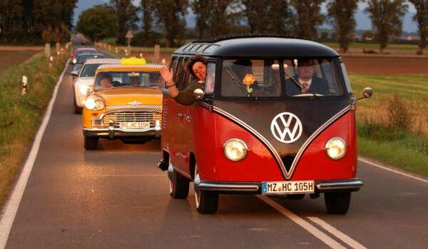 Объездить Европу вместе с друзьями на хиппи-мобиле Volkswagen Т1