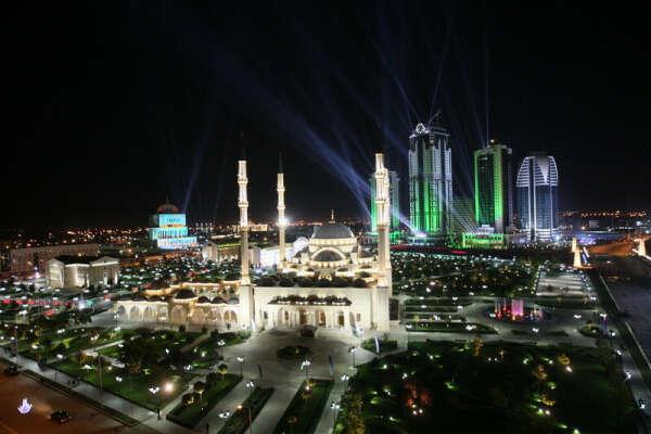 В Чечню