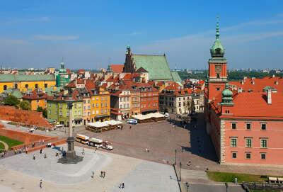 Съездить в Варшаву