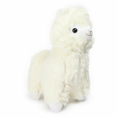 альпака белая от Лаффи