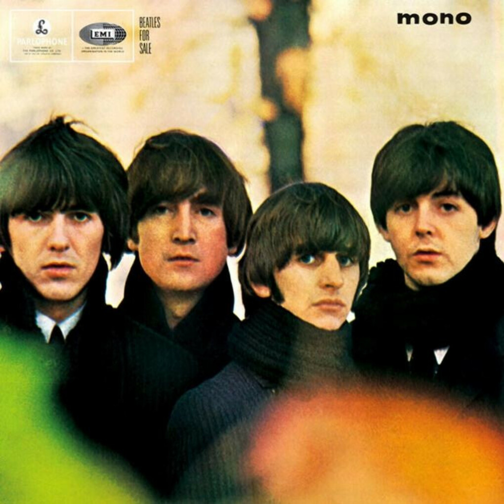 The Beatles. Beatles For Sale (ECD)