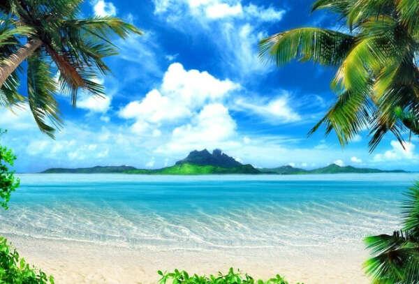 Уехать отдыхать к морю