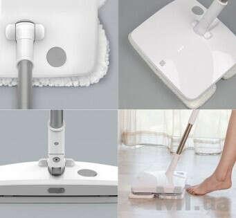 SWDK Підлогонатирач/Електрошвабра Handheld Electric Mop