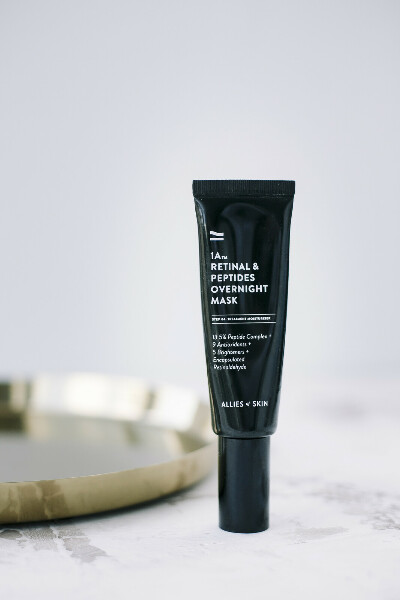Allies of skin 1A Retinal&Peptides Overnight Mask