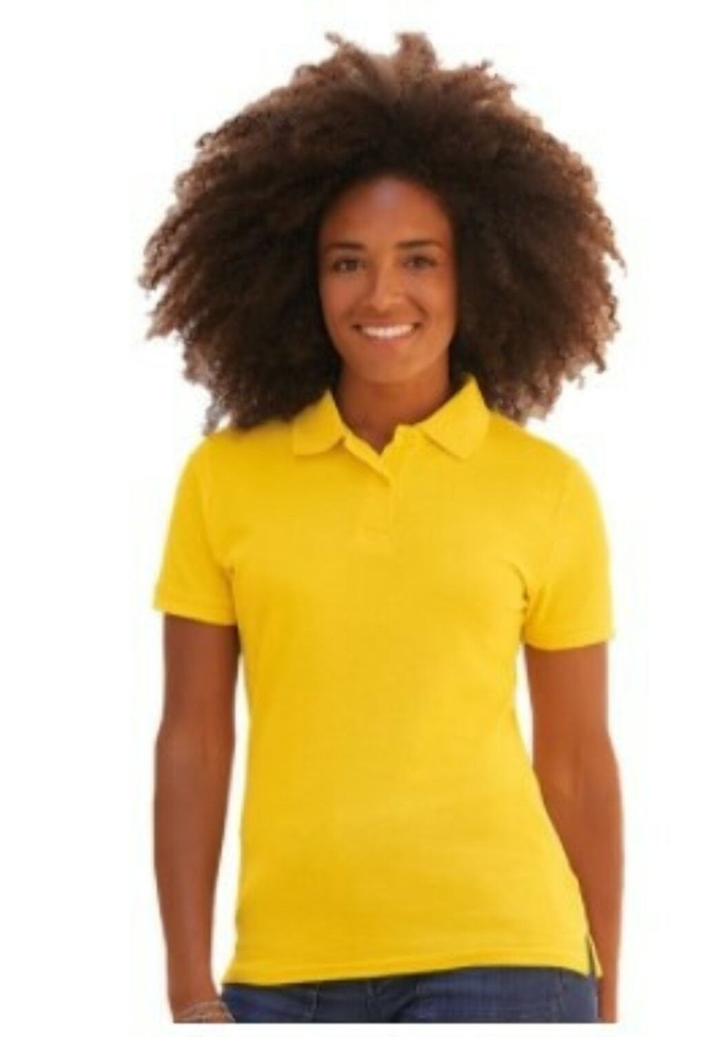 Fruit Of The Loom Ladies 65/35 Polo