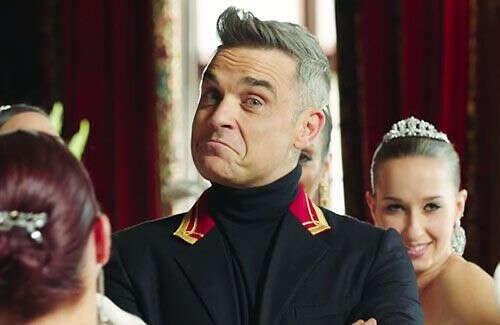 Билет на концерт Robbie Williams