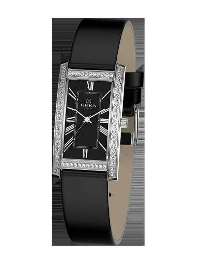 НИКА — Каталог — Женщинам — Серебряные часы — Lady (Серебро) — 0551.1 — 0551.2.9.51