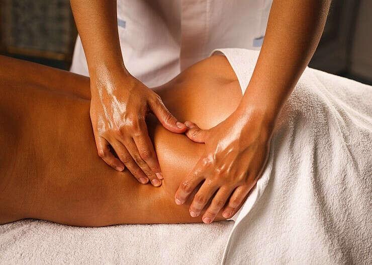 Курс антицеллюлитного массажа