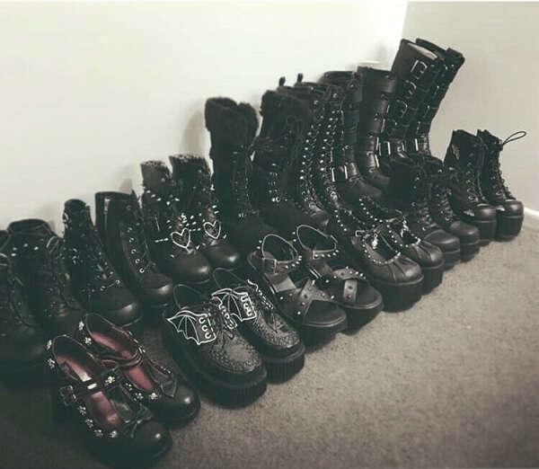 Хочу много обуви