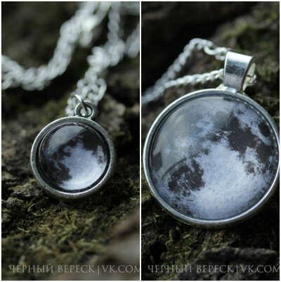Кулон луна