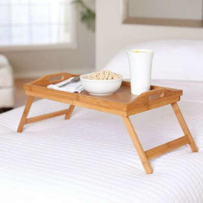 Столик-поднос для завтрака в постель