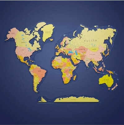 Побывать на всех континентах