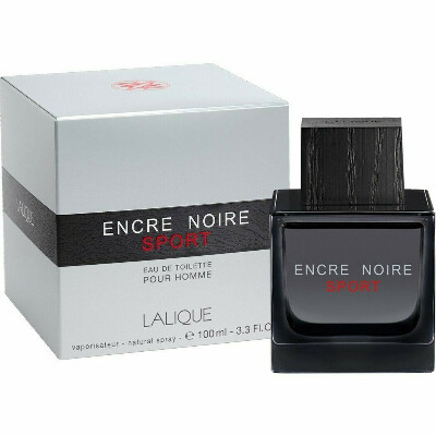 Lalique Encre Noire Sport Туалетная вода 100 мл