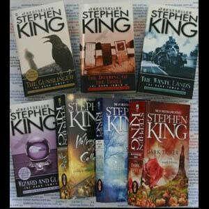 Серия Темная Башня Стивен Кинг