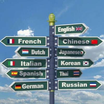 Выучить 4 иностранных языка