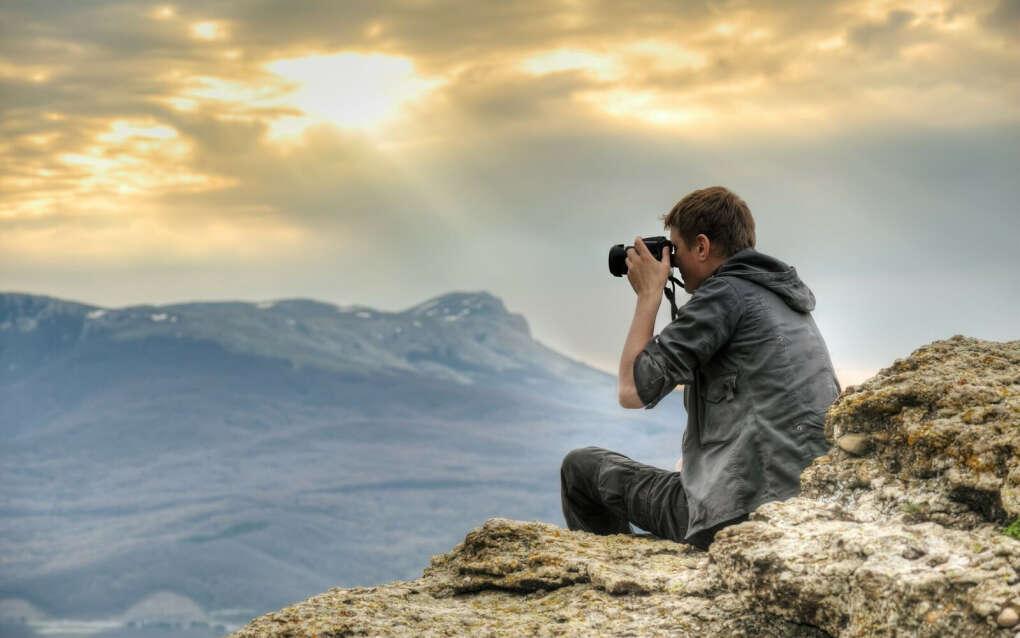 Посетить курсы фотографии