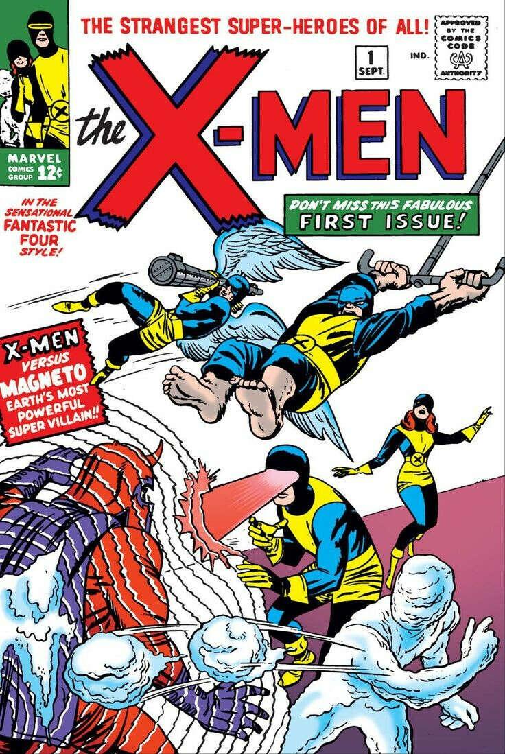 Комиксы Люди Икс (Marvel)
