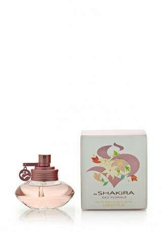 Eau florale by shakira туалетная вода 50 мл Shakira SH001MWGU791 купить за 1 290 руб. в интернет магазине LAMODA с доставкой по России