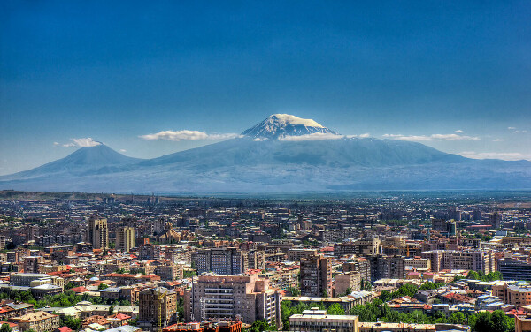 Поехать в Армению