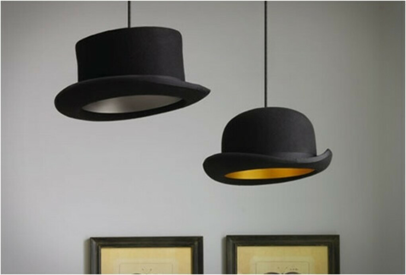 """Лампа """"Шляпа"""""""