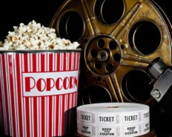 Билет в кино!)