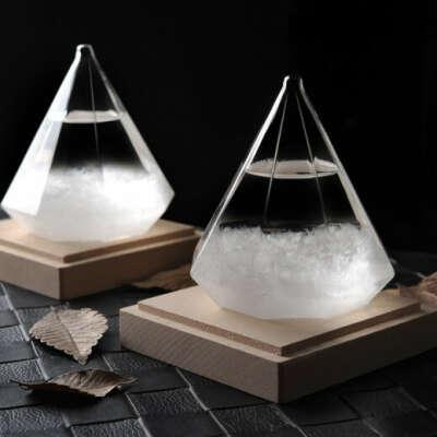 Предсказатель погоды Tempo drop crystal