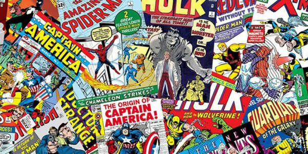 Комиксы на иностранном языке