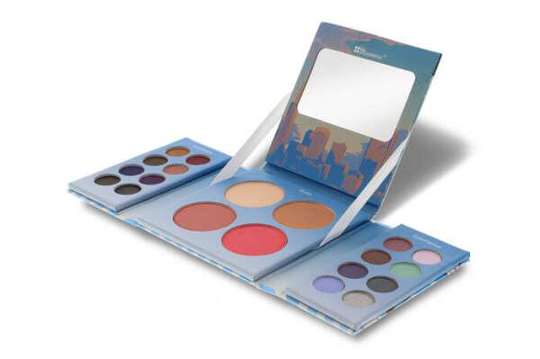 BH San Francisco Eyeshadow & Blush Palette