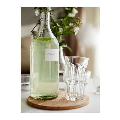 Бутылка с пробкой Коркен IKEA