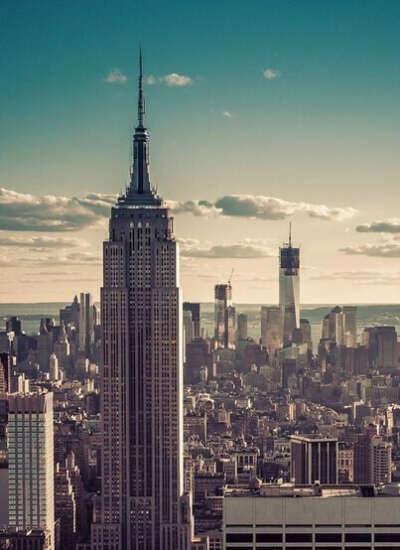 В Нью-Йорк!